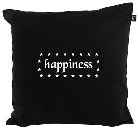 "Kuddfodral ""HAPPINESS"""