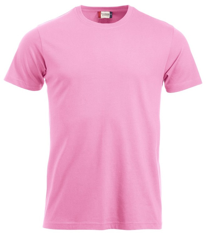 T-shirt Classic Ljusrosa