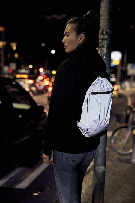 Reflex gympapåse/ryggsäck