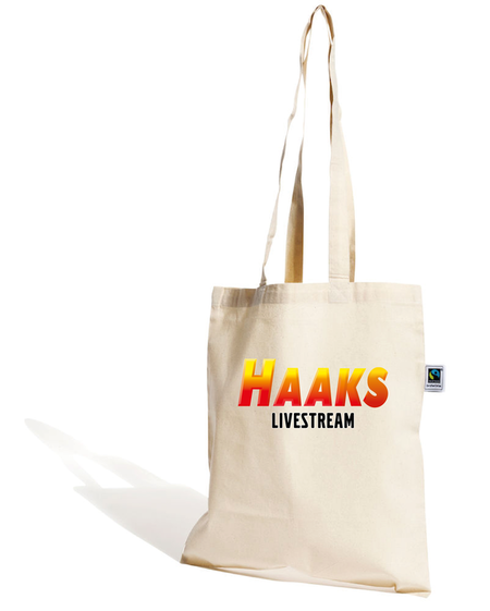 "Bomullskasse Fair Trade ""HAAKS Livestream"""