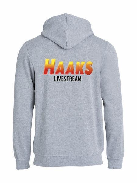"Hoodjacka ""HAAKS Livestream"""