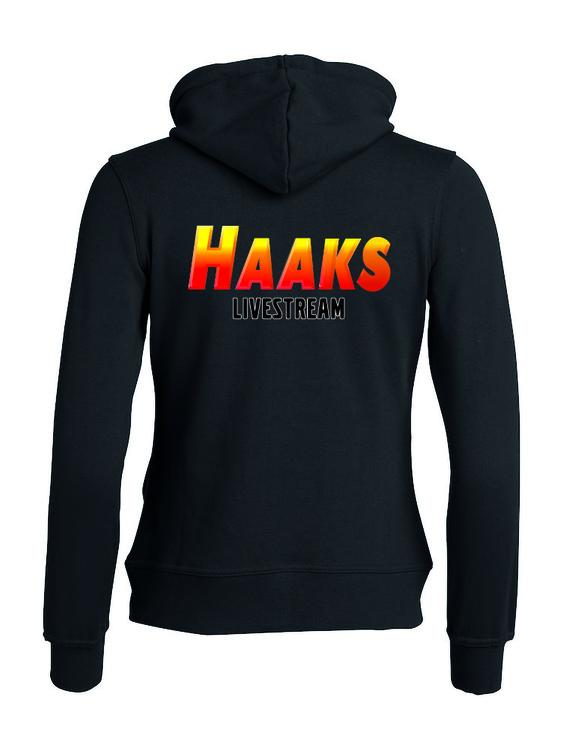 """Dam Hoodjacka """"HAAKS Livestream"""""""