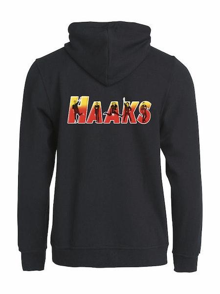 """Hoodjacka """"HAAKS Members"""""""
