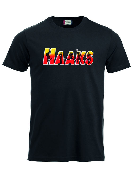 "T-shirt Classic ""HAAKS Members"""