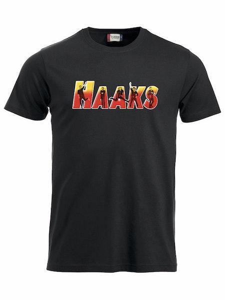"T-shirt Classic ""HAAKS Members"""