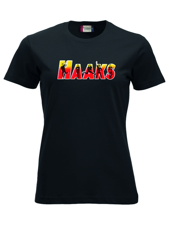 "Dam T-shirt Classic ""HAAKS Members"""