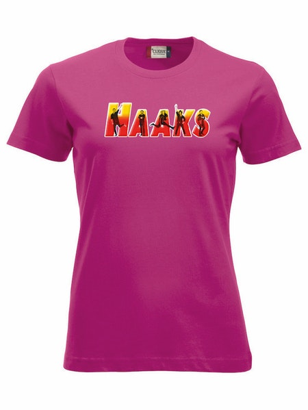 "Dam T-shirt Classic ""HAAKS Members"""