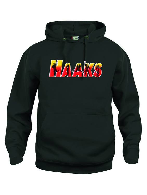 "Hoodtröja Basic ""HAAKS Members"""