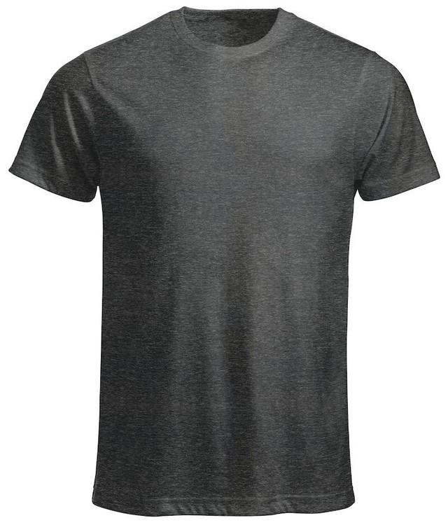 T-shirt Classic Antracitmelerad