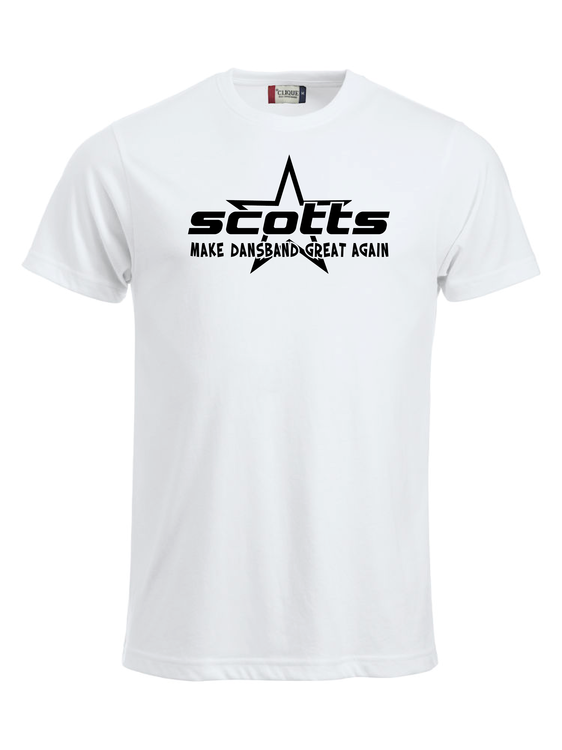 """Vit T-shirt Classic """"SCOTTS"""""""