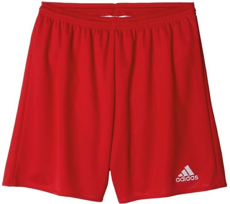 Röda Adidas Parma shorts med innerbyxa
