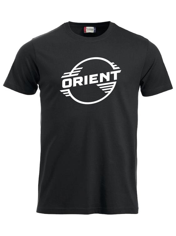 """Svart T-shirt Classic """"ORIENT"""""""