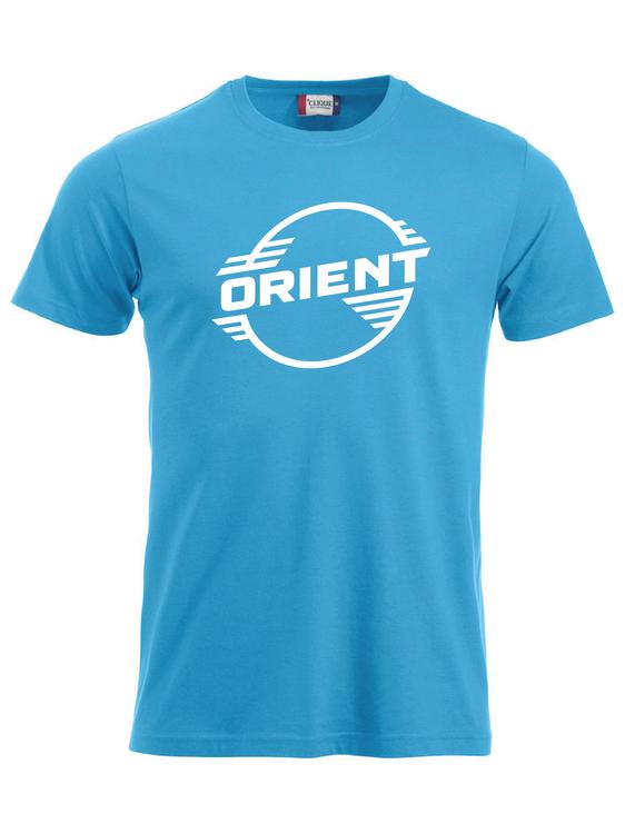 "Turkos T-shirt Classic ""ORIENT"""