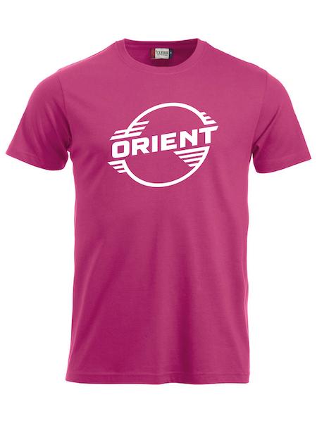 """Cerise T-shirt Classic """"ORIENT"""""""