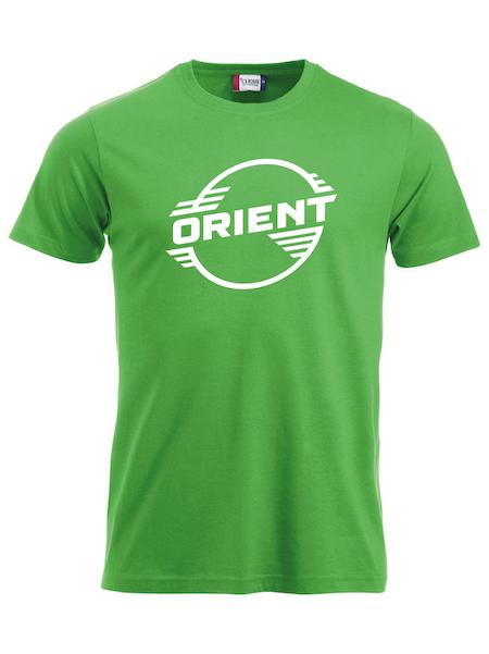 """Grön T-shirt Classic """"ORIENT"""""""