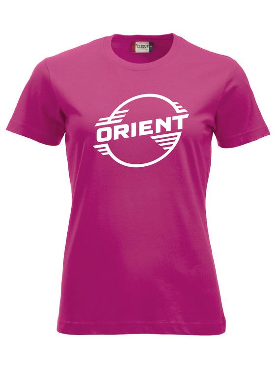 "Cerise Dam T-shirt Classic ""ORIENT"""