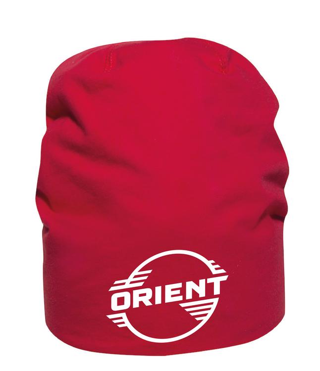 """Röd Mössa """"ORIENT"""""""