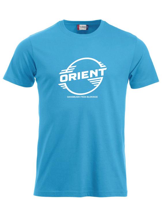 "Turkos T-shirt Classic ""ORIENT Blekinge"""