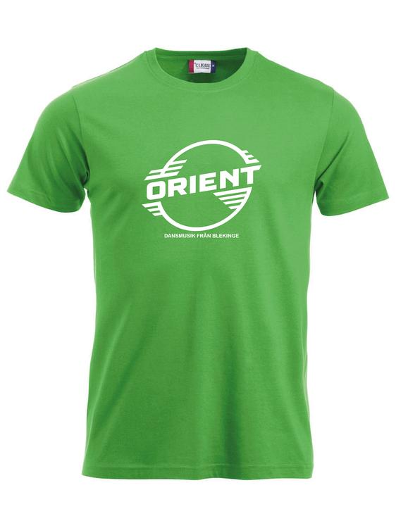 """Grön T-shirt Classic """"ORIENT Blekinge"""""""
