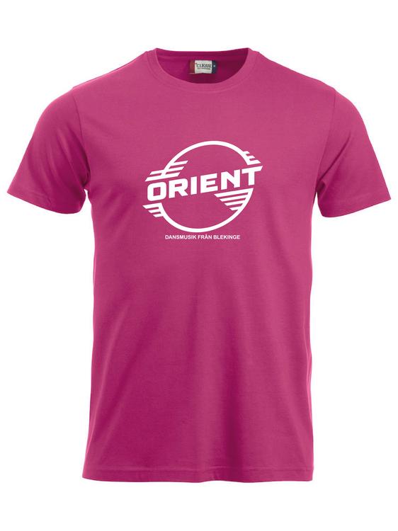 "Cerise T-shirt Classic ""ORIENT Blekinge"""