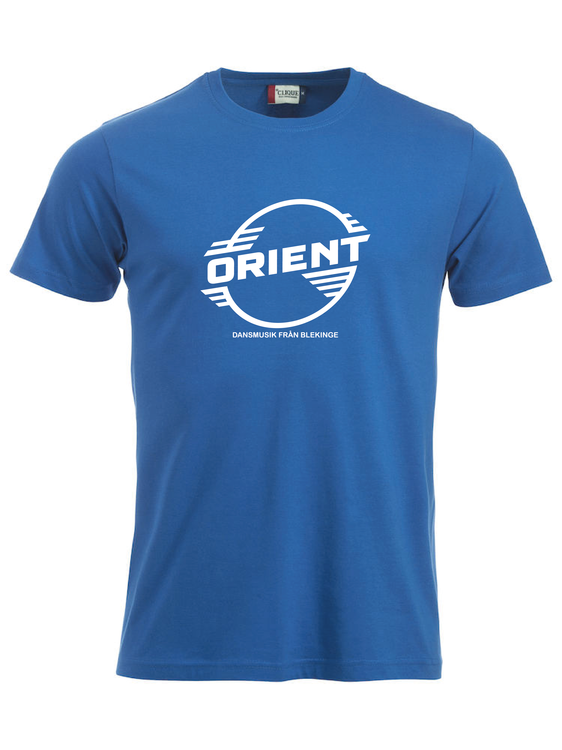 "Blå T-shirt Classic ""ORIENT Blekinge"""