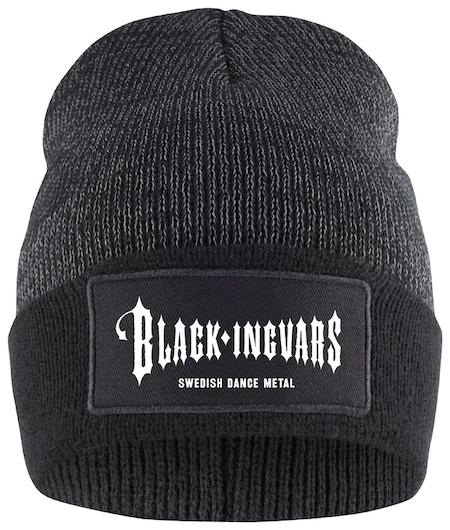 "Reflexmössa ""BLACK-INGVARS"""