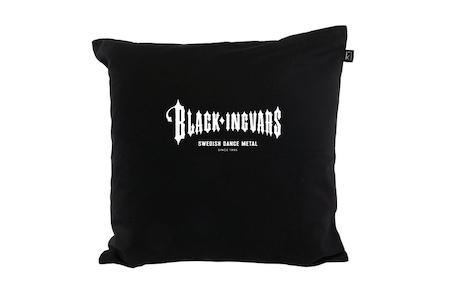 """Svart Kuddfodral """"BLACK-INGVARS"""""""