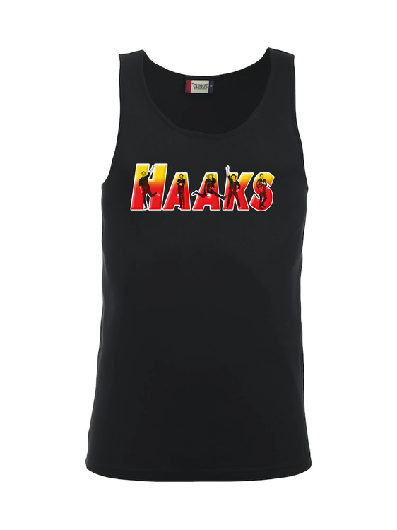 """Tank Top """"HAAKS Members"""""""