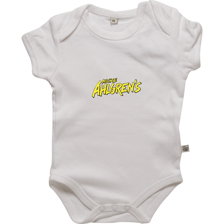 """Baby Body Kort Ärm """"Micke Ahlgrens"""""""