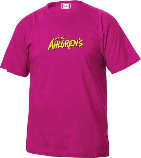 "Cerise Junior T-shirt ""Micke Ahlgrens"""