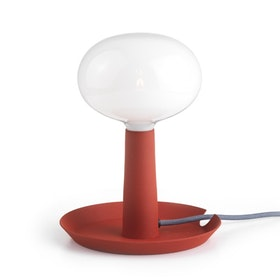 Tray bordlampa
