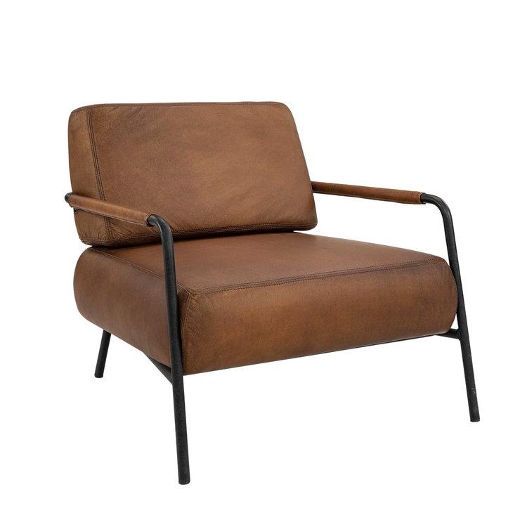 Sinclair Lounge Chair - ljusbrun - Artwood