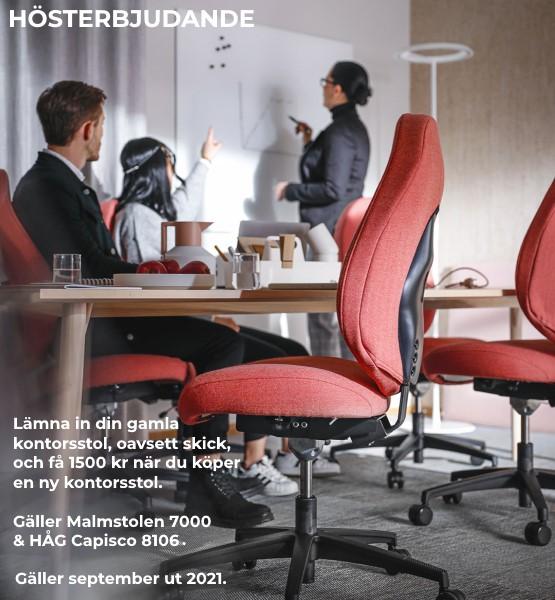 Malmstolen Classic 7000 Hög