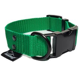 Little Green - grönt hundhalsband