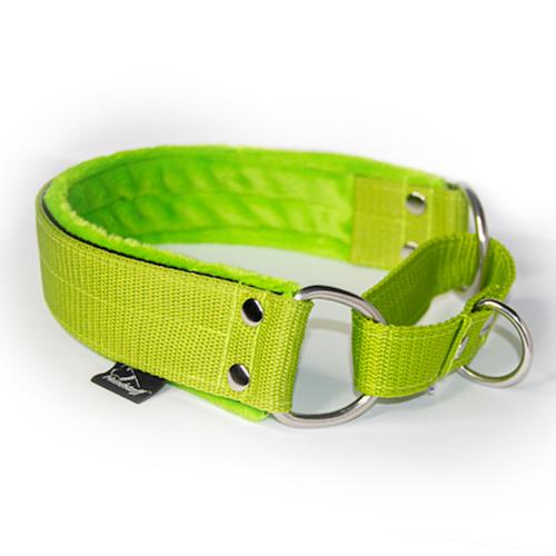 Lime martingale - half choke without chain