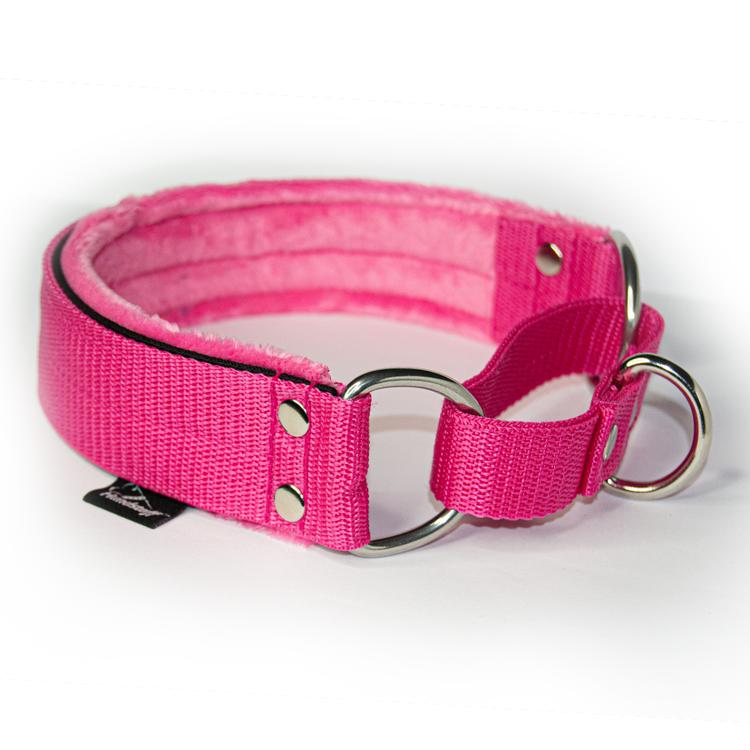 Pink martingale - halvstryp utan kedja