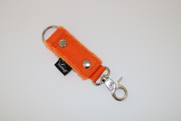 Nyckelring Hundstaff - olika färger
