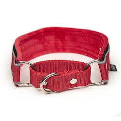 Martingale Reflex Red - red halvstryp med reflex