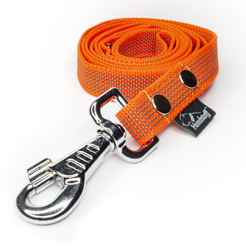 Anti-slip leash orange - Grip Orange