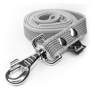 Anti-slip leash gray - Grip Gray