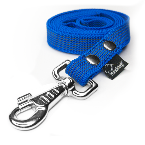 Anti-slip leash blue - Grip Blue
