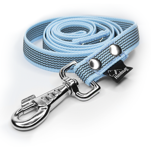 Anti-slip leash light blue - Grip Baby Blue
