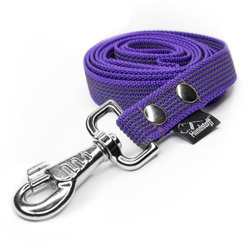 Anti-slip leash purple - Grip Purple