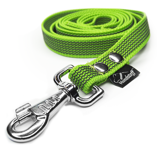 Anti-slip leash neon lime - Grip Neon Lime