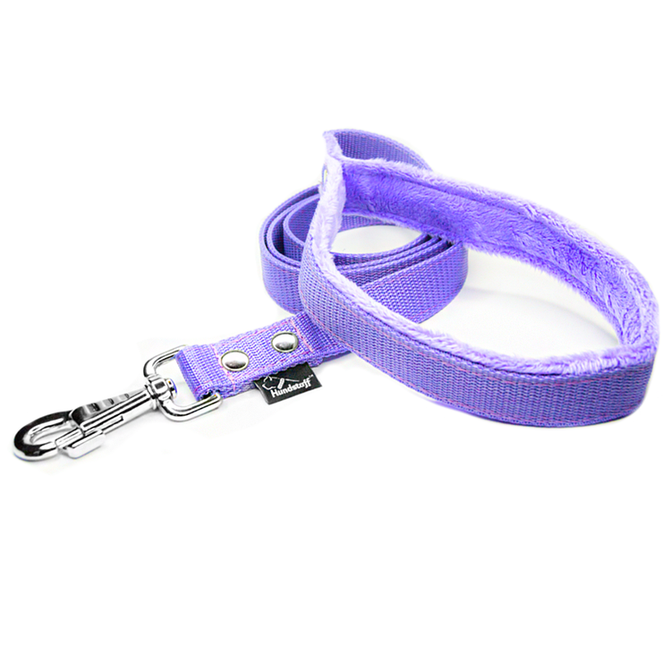 Baby Purple leash - with / without comfort handle