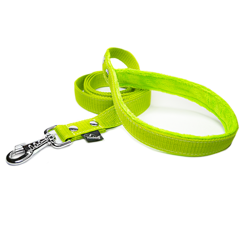 Lime Leash - with / without comfort handle