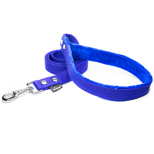 Blue Leash - with / without comfort handle