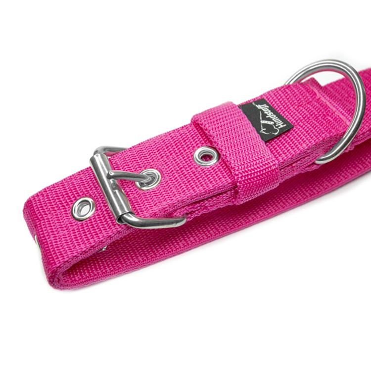 Active Pink brett rosa hundhalsband
