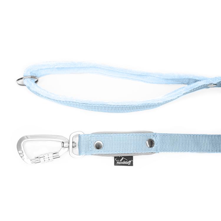 Safe koppel - Baby blue koppel med reflex och twist & lock