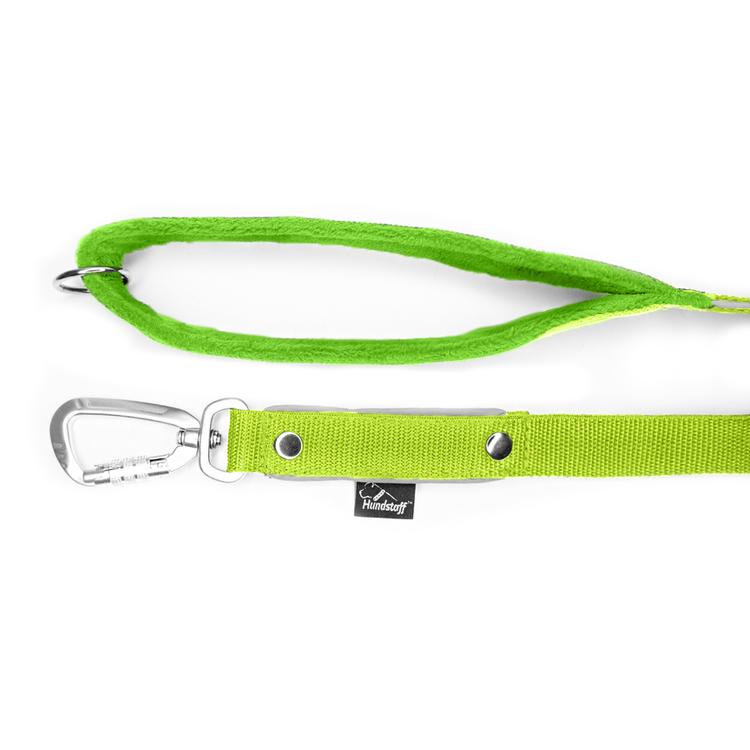 Safe koppel - Lime koppel med reflex och twist & lock